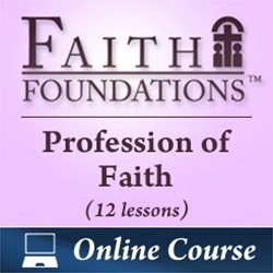 Profession of Faith
